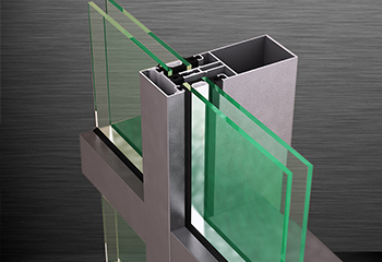 profile aluminiu cortina